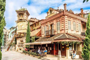 Истории старого города